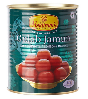 Gulab Jamun HALDIRAM'S   1kg