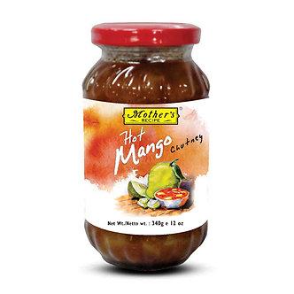 Hot Mango Chutney  MOTHER'S     340g
