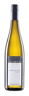 Gruner Veltiner Dry, Terrassen  HUBER     750ml