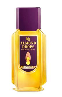 Almond Drop Hair Oil  BAJAJ    100ml