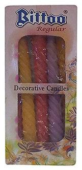 Decorative Candles BITTOO