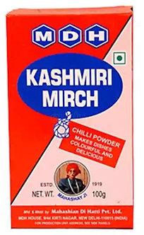 Kashmiri (Chilli) Mirch MDH   100g