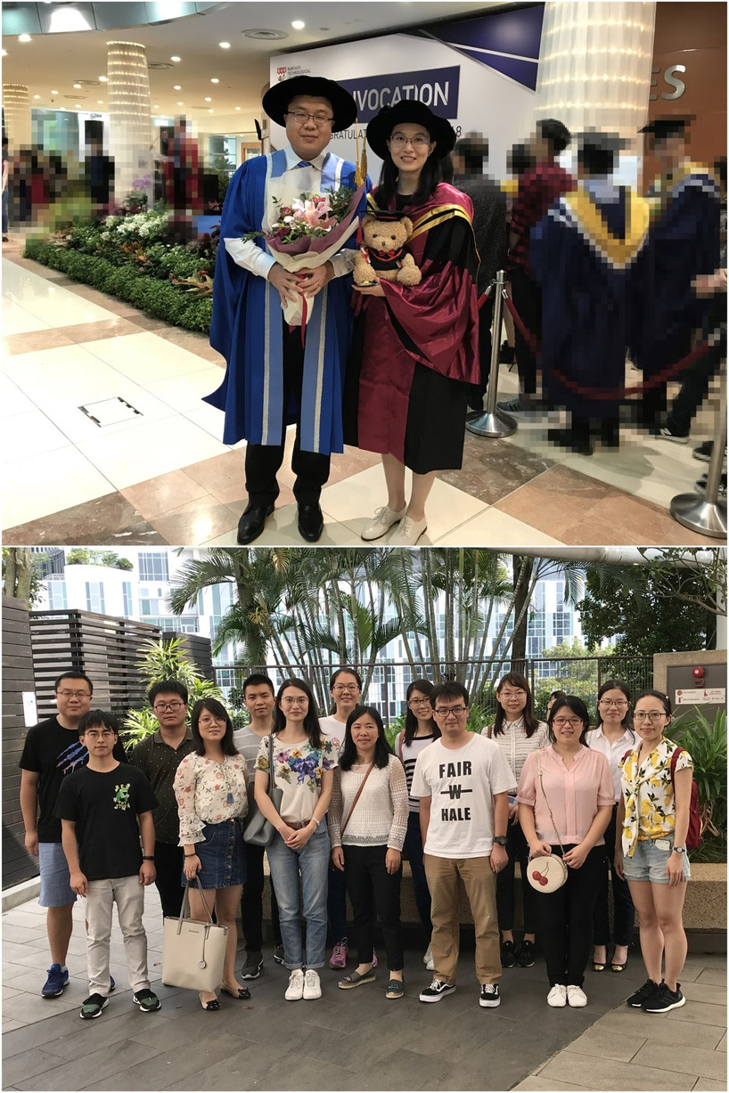 Convocation 2018 & Farewell Party for Dr. Nan ZHANG