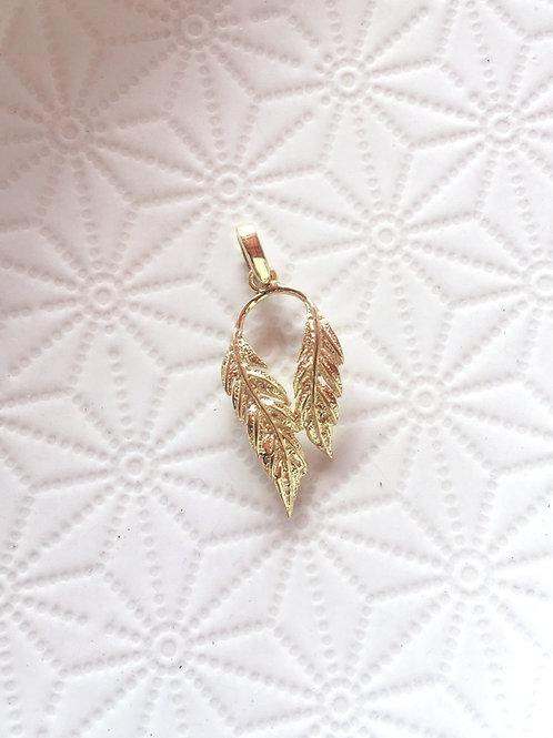 Gold Hope Pendant