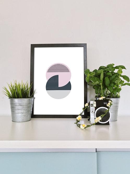 Venn Print