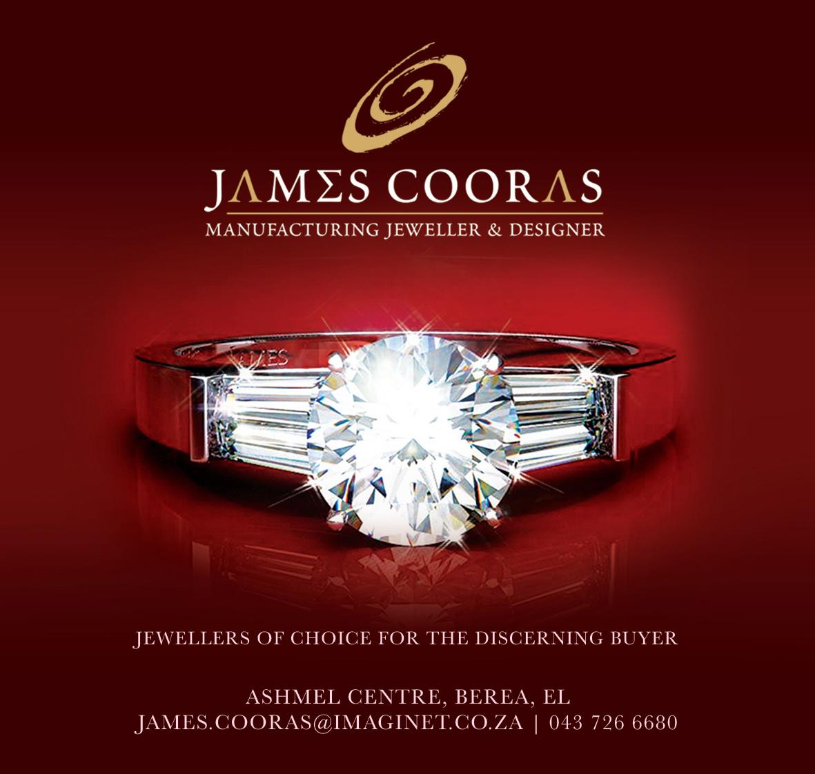 JAMES COORAS JEWELLERS