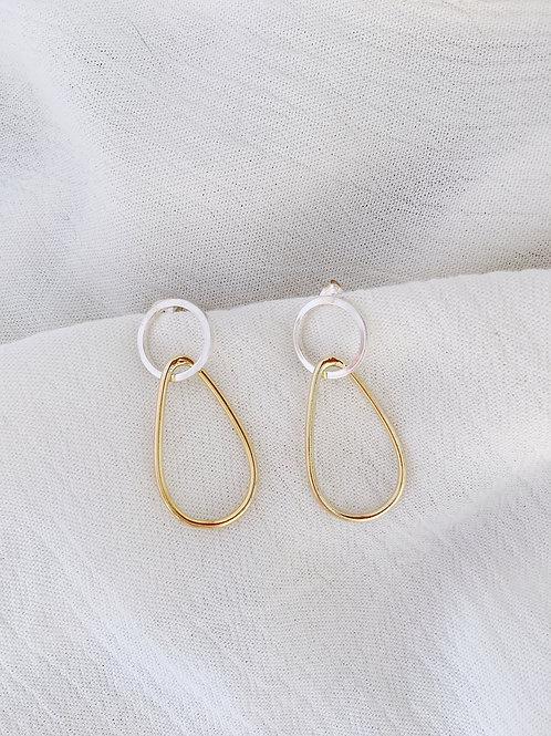 Nicole Drop Earrings