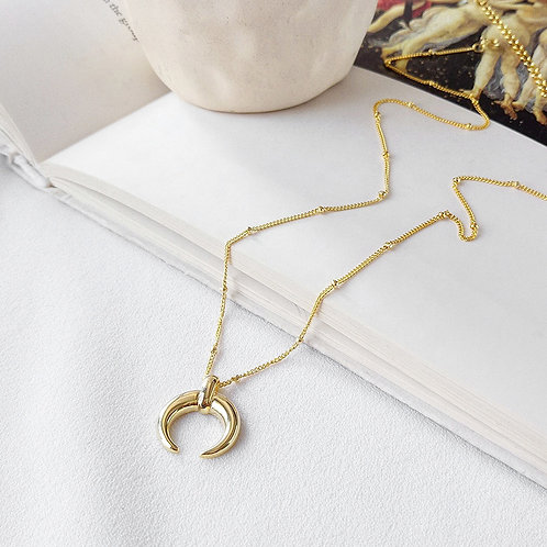 Nella Moon Necklace