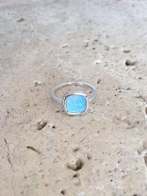 Salamis Opal Ring