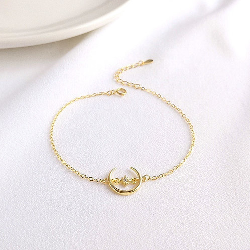 Nella Moon Bracelet