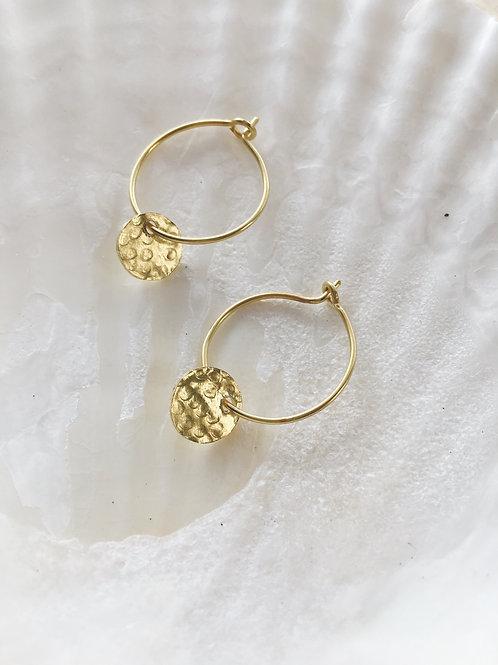 Marina Hoop Earring