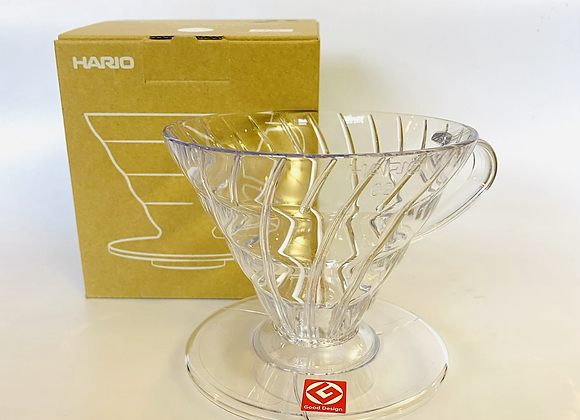 Hario V60 Dripper & Coffee Filters