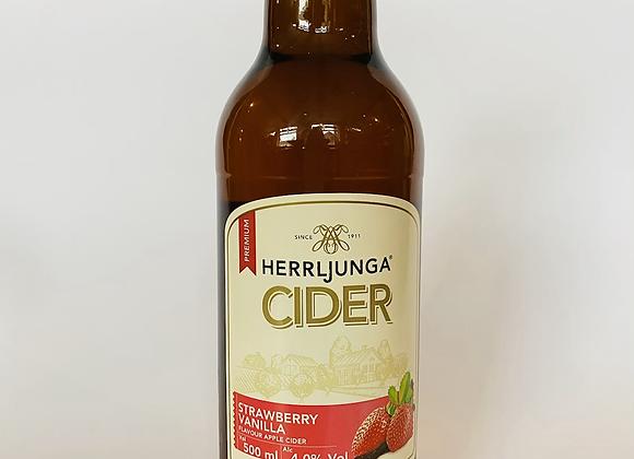 Herrljunga Strawberry and Vanilla