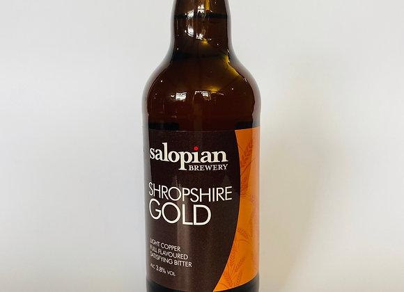 Salopian Shropshire Gold