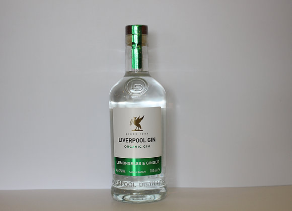 Liverpool Lemongrass & Ginger