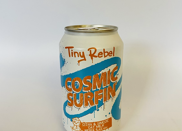 Tiny Rebel Cosmic Surfin