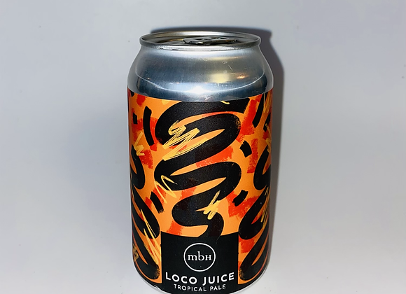 Mobberley Loco Juice