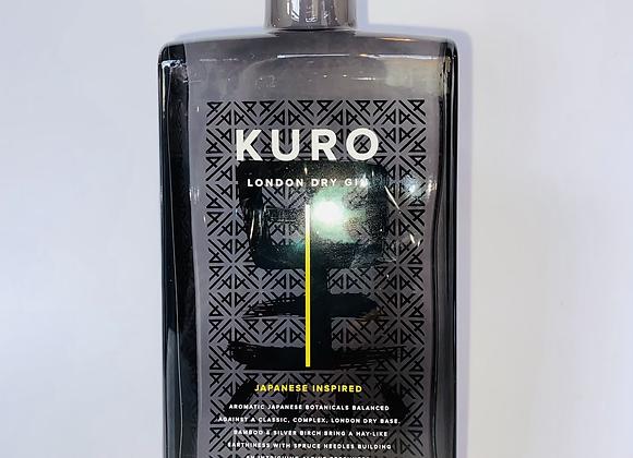 Kuro London Dry Gin