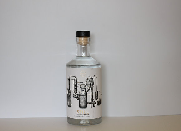 Mobberley Brewhouse Gin