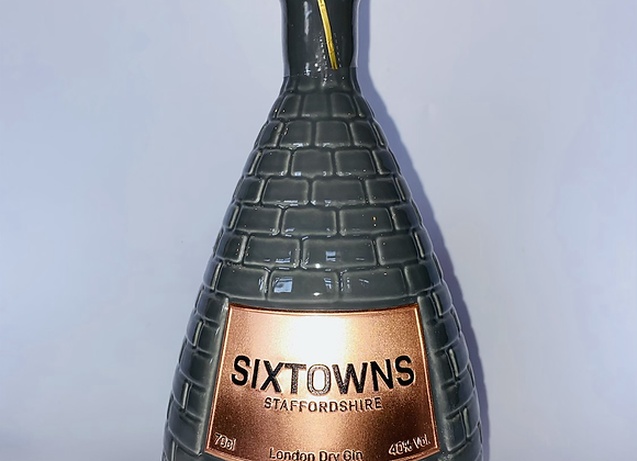 Six Towns Staffordshire Gin