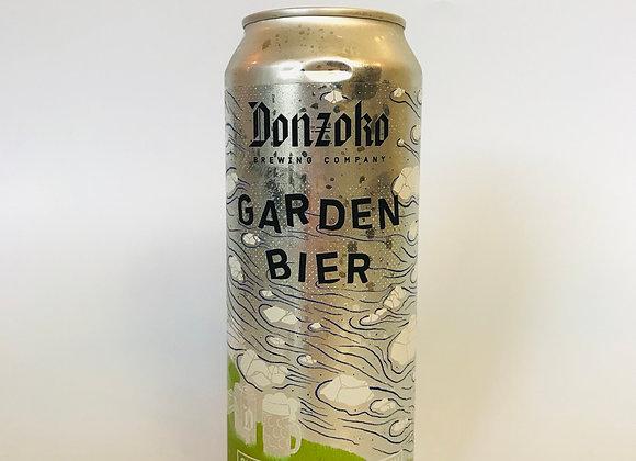 Donzoko Garden Bier
