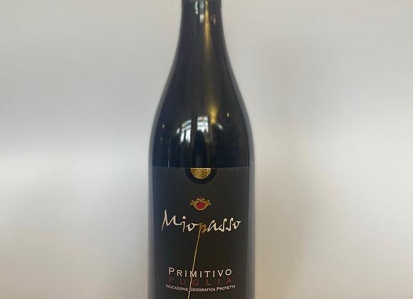 Miopasso Primitivo Puglia