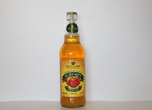Gwynty Ddraig Scrumpy Welsh Cider