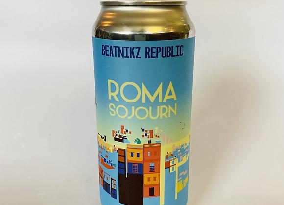 Beatniks Roma Sojourn