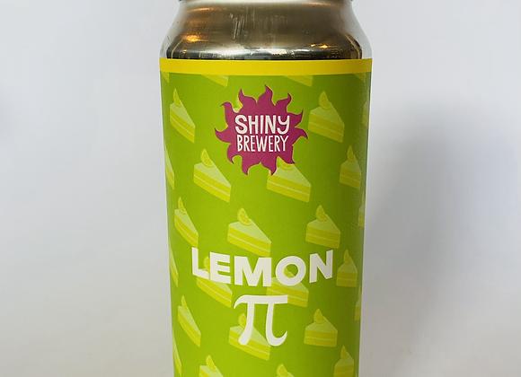 Shiny Lemon Pie