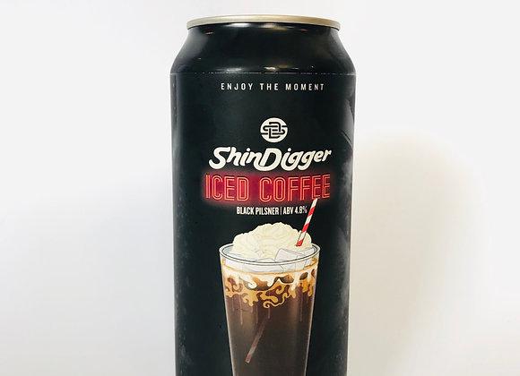 ShinDigger Iced Coffee