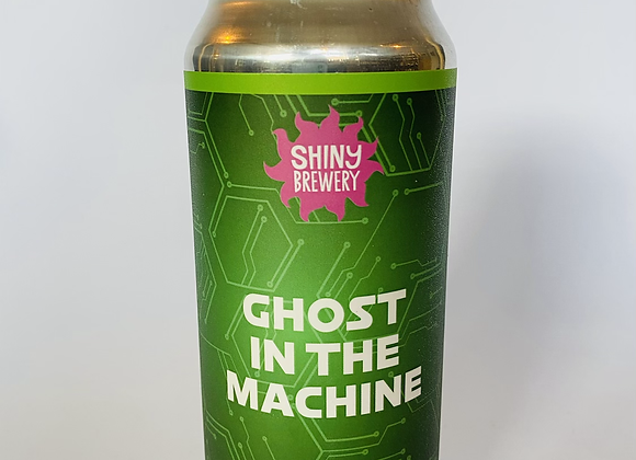 Shiny Ghost In The Machine