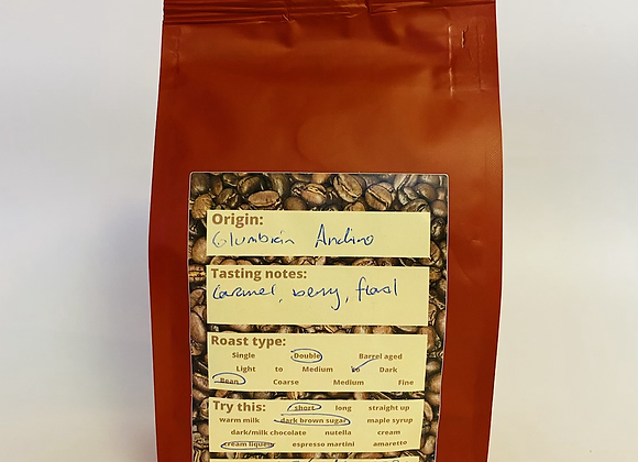 Colombian Andino Roast- 200g