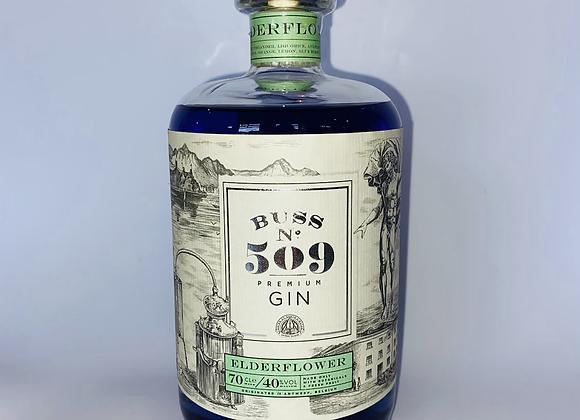 Buss No.509 Elderflower Gin