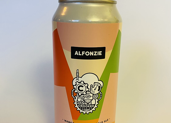 Crooked Brewing Alfonzie