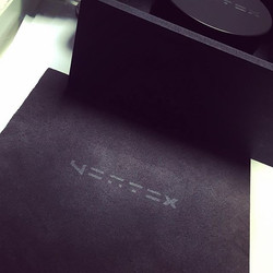 Another sneak preview of Vortex in our new presentation case, with both case and lid lined with the