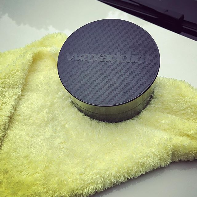 All our waxes now come with the Multipurpose Microfibre Cloth (and other usual extras), we find it e