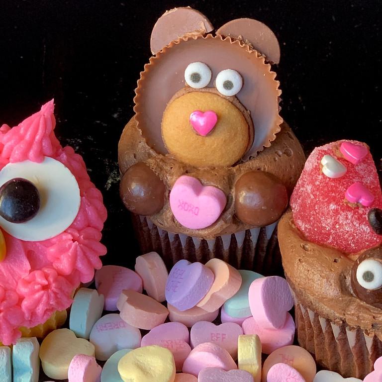 Galentine's & Cupcakes