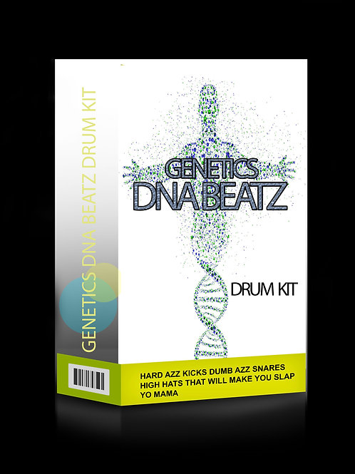 Dna Beats Genetics Drum Kit