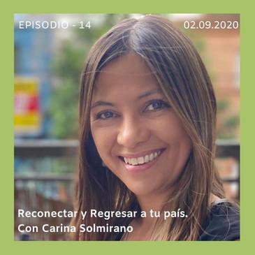 Carina Solmirano