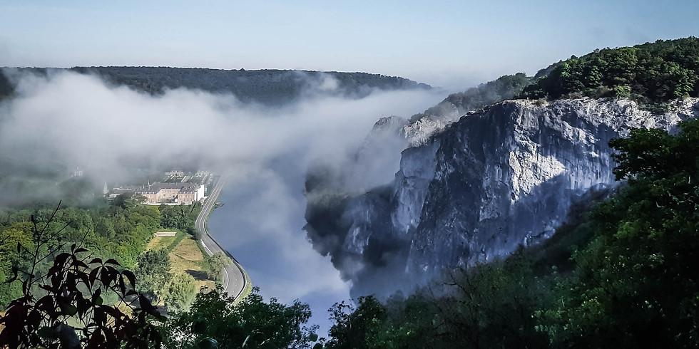 RANDO NATURE : La Haute-Meuse, cascatelles et rochers