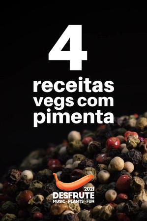 Desfrute Pimenta