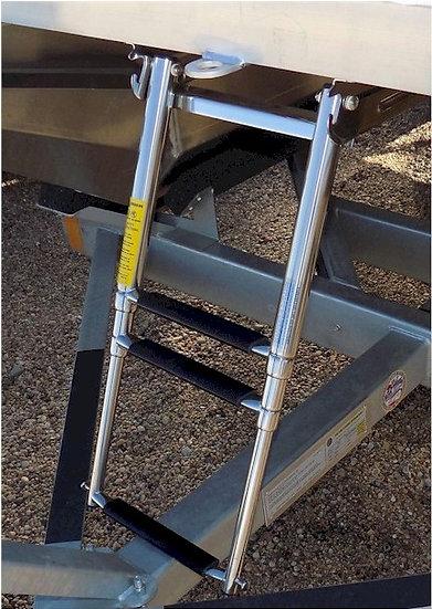 Installed Boarding Ladder