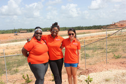 Landfill site visit