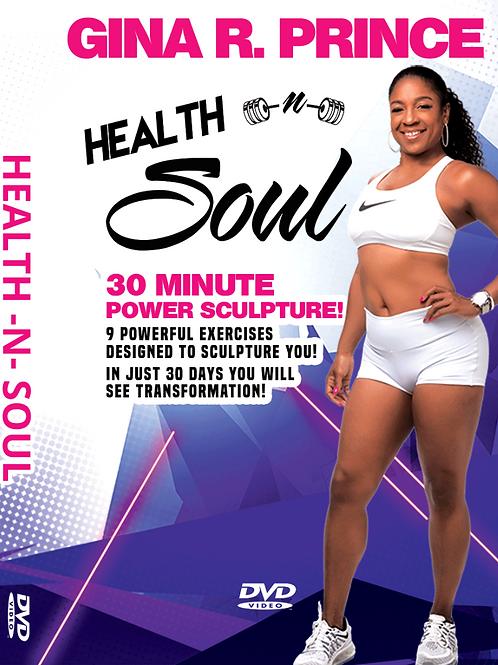 Health-N-Soul Fitness DVD