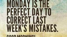 The Monday Paradox