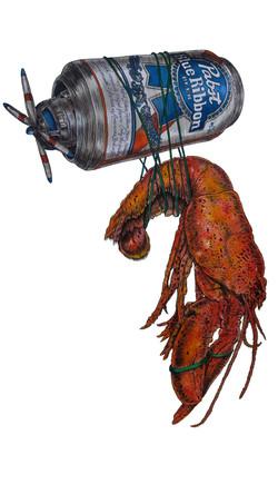 Flying PBR Lobsta