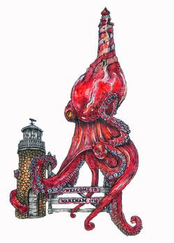 Wareham Octopus