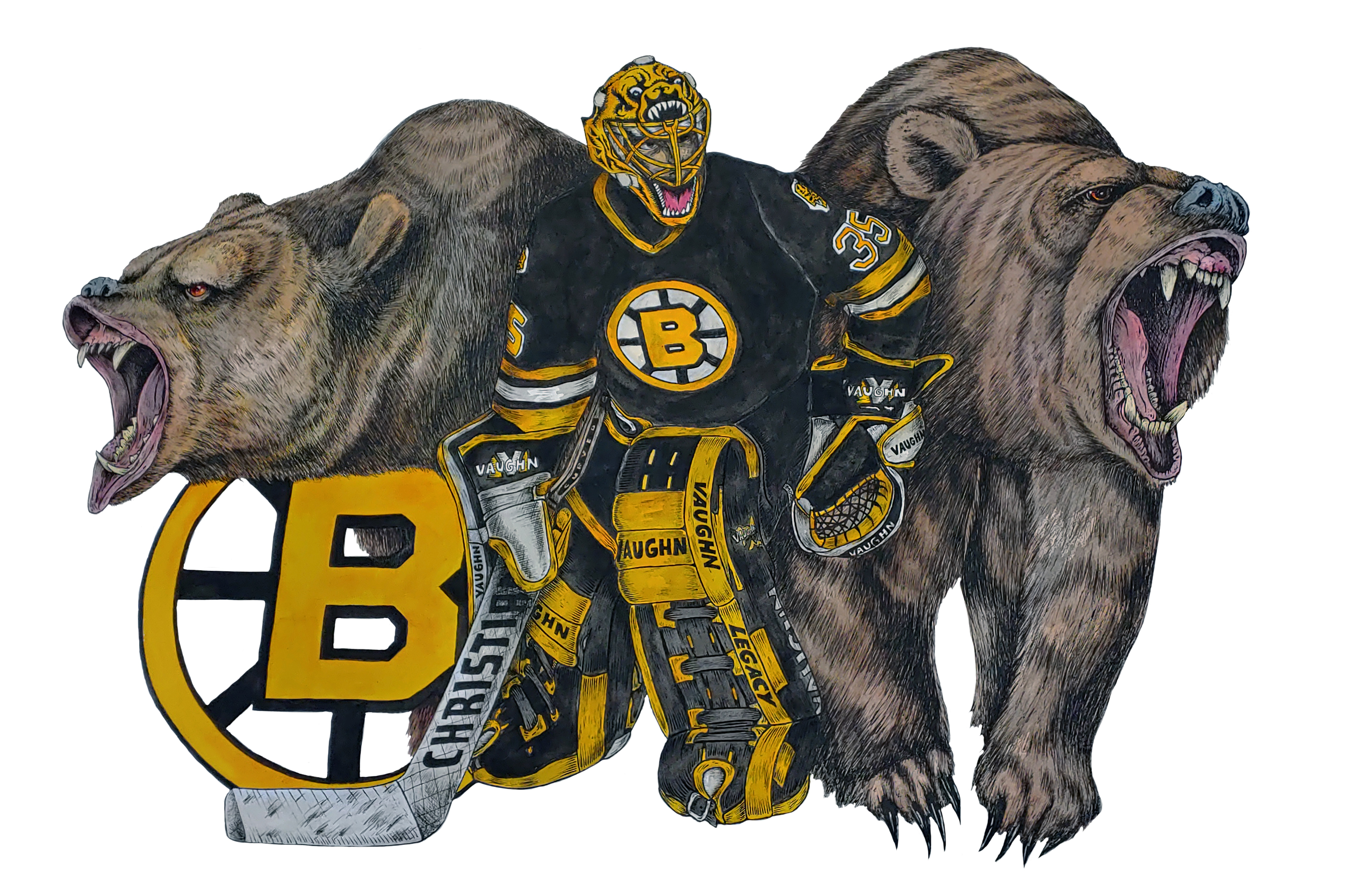 Andy Mood ; Boston Bruins