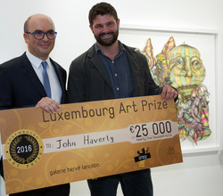 Luxembourg Art Prize 2016