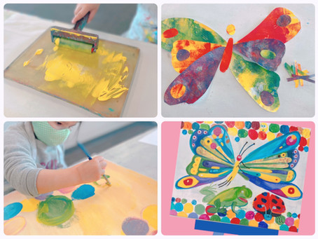 What do Kids do in Mixed Media Class? - LAB Art Studio